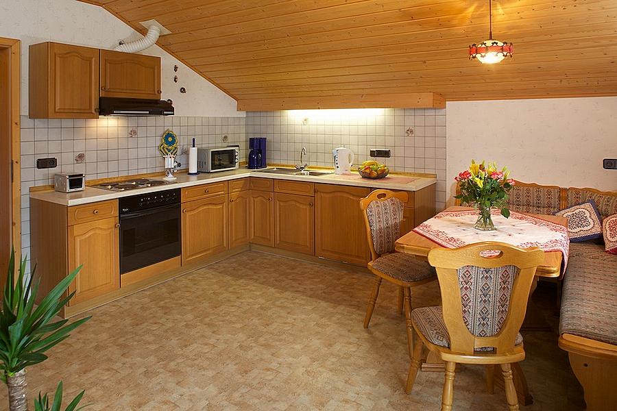 Ferienwohnung Mit 2 Schlafzimmer Wohnzimmer Kuche Bad Wc Und